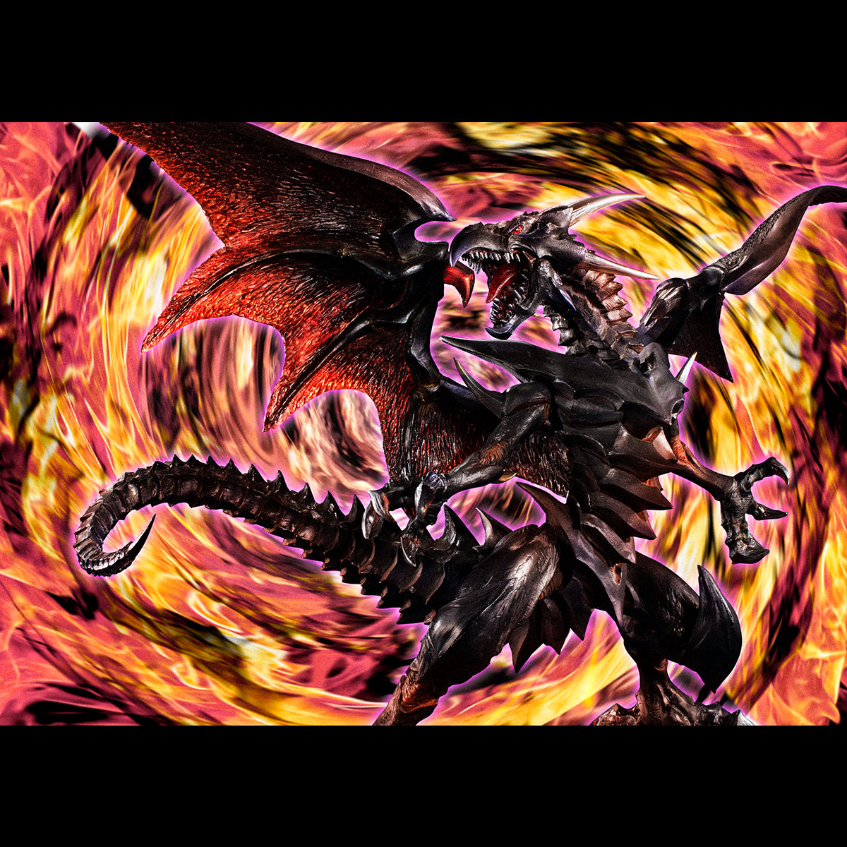 ART WORKS MONSTERS ART WORKS MONSTERS 『遊☆戯☆王デュエルモンスターズ』 真紅眼の黒竜